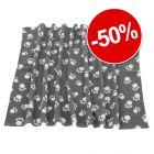 50% reducere! Pawty Pătură din fleece, L 150 x l 100 cm