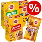 15% reducere! Pedigree Snackuri pentru câini