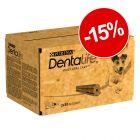 15% reducere! Purina Dentalife Snackuri dentare pentru câini