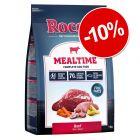 10% reducere! Rocco Mealtime Hrană uscată câini 2 x 1 kg