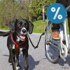 10% reducere! Trixie Biker-Set de Luxe pentru bicicletă