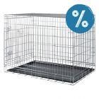 5% reducere! Trixie Friends on Tour Home Kennel Cuşcă pentru câini