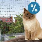 10% reducere! Trixie Plasă de protecție cu întăritură din sârmă