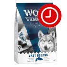 "25% reducere! Wolf of Wilderness ""Vast Oceans"" - Pește, 1 kg"
