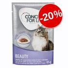 20% reducere! 12 x 85 g Concept for Life