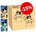 15% reducere! 16 x 60 g Felix Party Mix Snackuri pisici