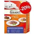 20% reducere! 6 x 50 g Gourmet Mon Petit