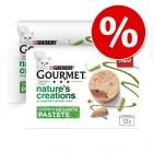 25% reducere! 24 x 85 g Gourmet Nature's Creations
