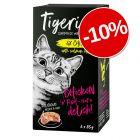 10% reducere! 12 x 85 g Tigeria