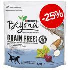 25% reducere! 2 x 1.2 kg Purina Beyond Fără cereale