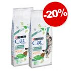 20% reducere! 2 x 15 kg Purina Cat Chow Adult Special Care