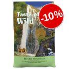 10% reducere! 2 x 2 kg Taste of the Wild