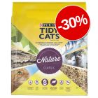 30% reducere! 2 x 10 l / 30 l Purina Tidy Cats Nature Classic