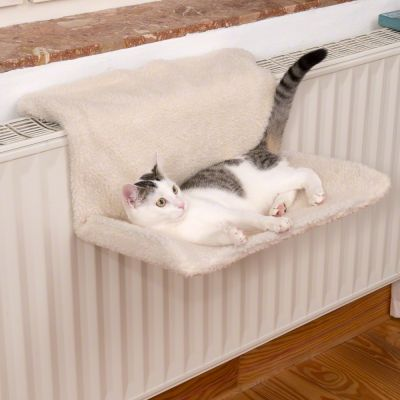 Relax Radiator Bed - Off-White