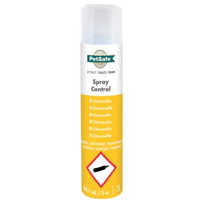 Ricarica per collare PetSafe Antiabbaio con Spray / Deluxe / Commander