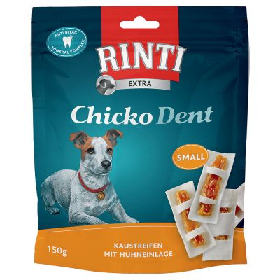 Rinti Chicko Dent csirke Small