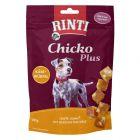 RINTI Chicko Plus cubos de queijo para cães