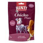 RINTI Chicko Plus Cuisses de poulet avec calcium pour chien