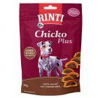 RINTI Chicko Plus linguíça de fígado para cães