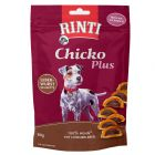 RINTI Chicko Plus Liver Sausage Slices