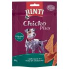RINTI Chicko Plus triângulos de alho para cães