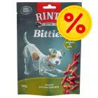 RINTI Extra Bitties -säästösekoitus 12 x 100 g, 3 makua