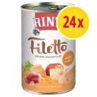 RINTI Filetto -säästöpakkaus 24 x 420 g