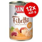 RINTI Filetto 12 x 420 g