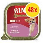 RINTI Gold Mini -säästöpakkaus 48 x 100 g