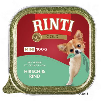 RINTI Gold Mini 6 x 100 g