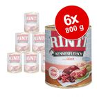 RINTI Kød for Kendere 6 x 800 g
