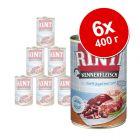 RINTI Kennerfleisch 6 x 400 г