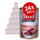 Rinti Kennerfleisch 24 x 400 g - Pack Ahorro