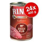 RINTI Monoproteico Exclusive 24 x 400 g