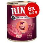 RINTI Monoproteico 6 x 800 g