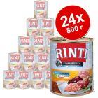 Экономупаковка Rinti Pur Junior 24 х 800 г