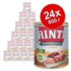 Экономупаковка RINTI Senior 24 x 800 г