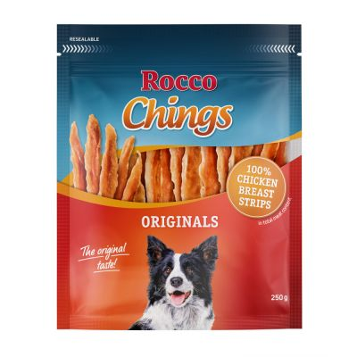 Rocco Chings Originals Chicken Breast Strips