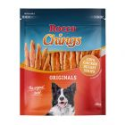 Rocco Chings Originals snacks de tiras de pechuga de pollo