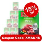 Rocco Menu Saver Pack 12 x 400g