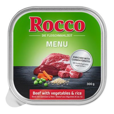 Rocco Menu Trays 9 x 300g