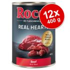 Rocco Real Hearts 12 x 400 g