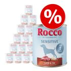 Rocco Sensitive, 24 x 800 g w super cenie!