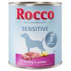Rocco Sensitive 6 x 800g
