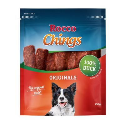Rocco Chings, Andebryst