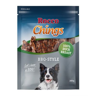 Rocco Chings BBQ-Style hundesnacks