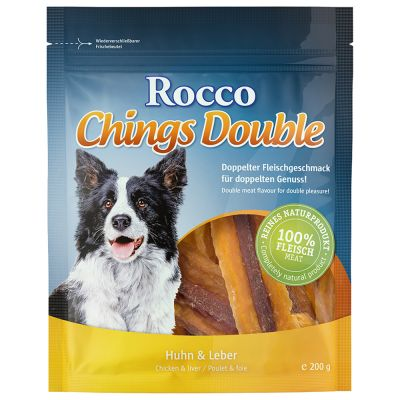 Rocco Chings Double Kyckling & lever