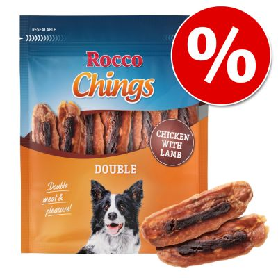 Rocco Chings Double - Pack Ahorro