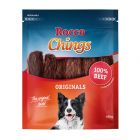 Rocco Chings, lamelles de bœuf pour chien