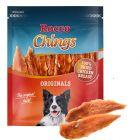 Rocco Chings Originals Blancs de poulet séchés pour chien